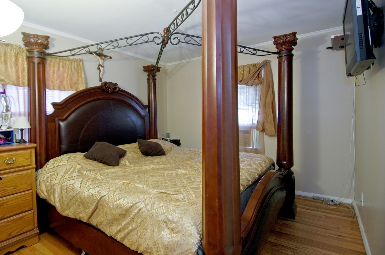 Real Estate Photography - 446 Margaret Ter, Cary, IL, 60013 - Master Bedroom