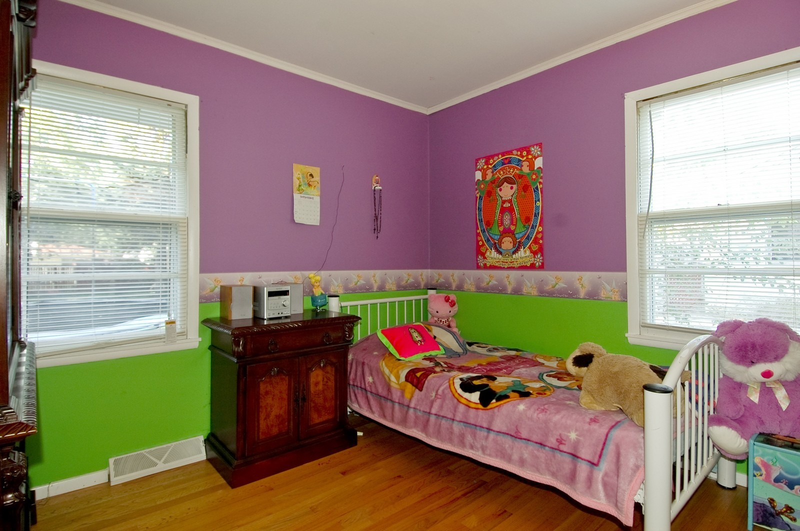 Real Estate Photography - 446 Margaret Ter, Cary, IL, 60013 - 2nd Bedroom