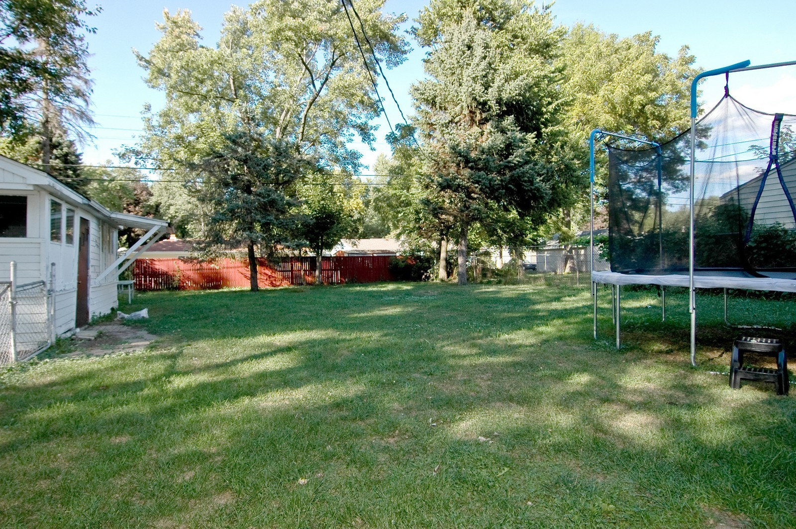 Real Estate Photography - 446 Margaret Ter, Cary, IL, 60013 - Back Yard