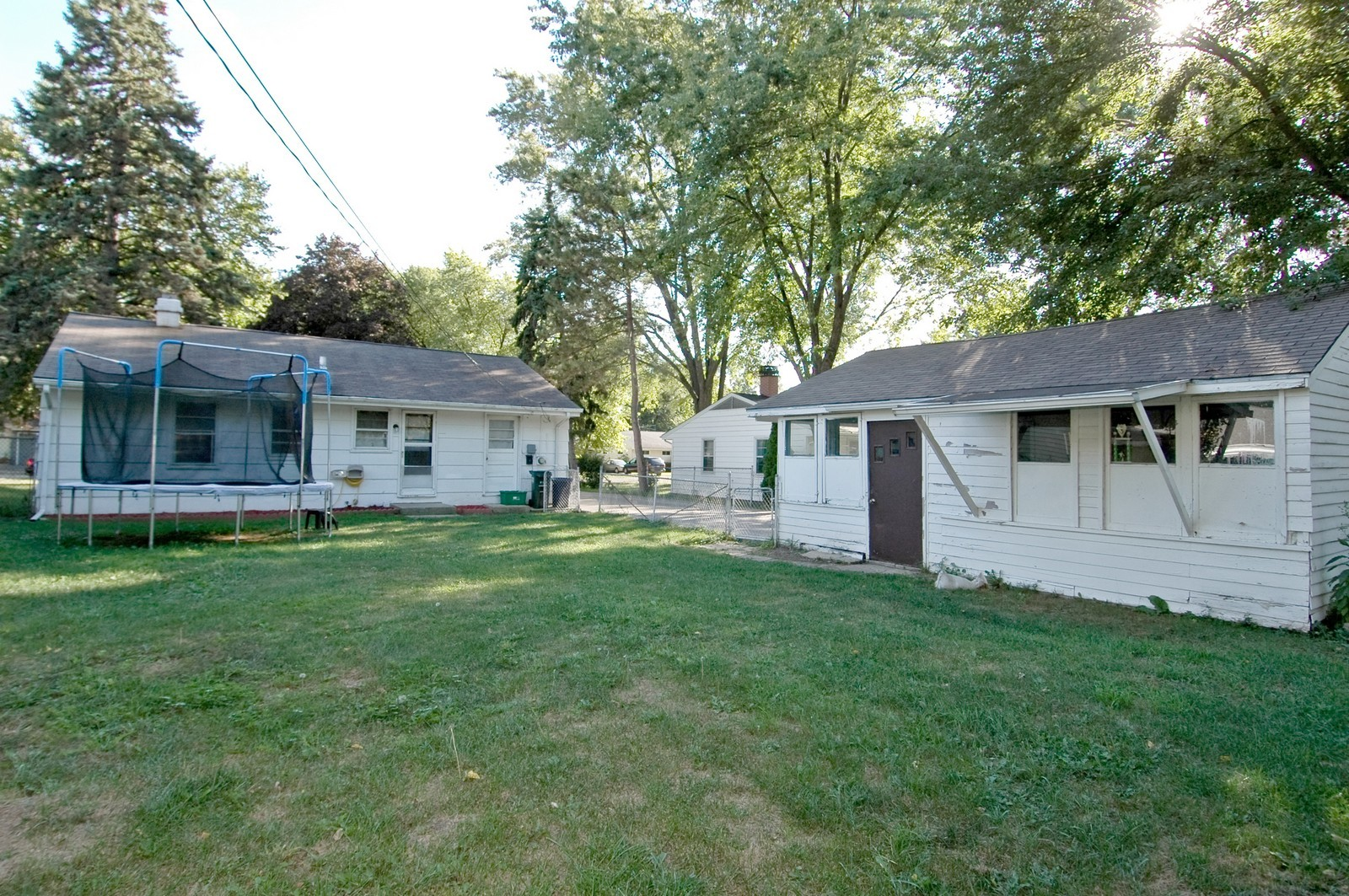 Real Estate Photography - 446 Margaret Ter, Cary, IL, 60013 - Rear View