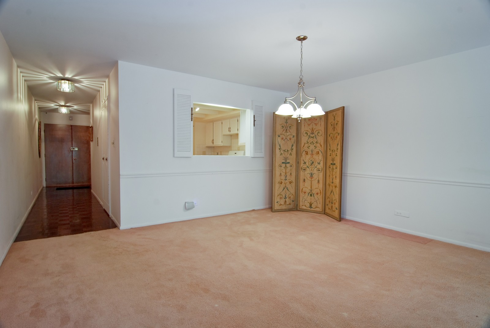 Real Estate Photography - 411 Ashland, Unit 2B, River Forest, IL, 60305 - Dining Room