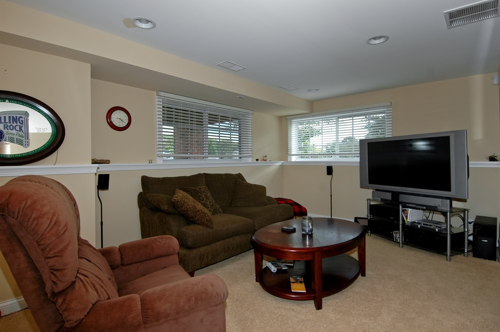 Real Estate Photography - 300 N Harrison, Algonquin, IL, 60102 - Lower Level