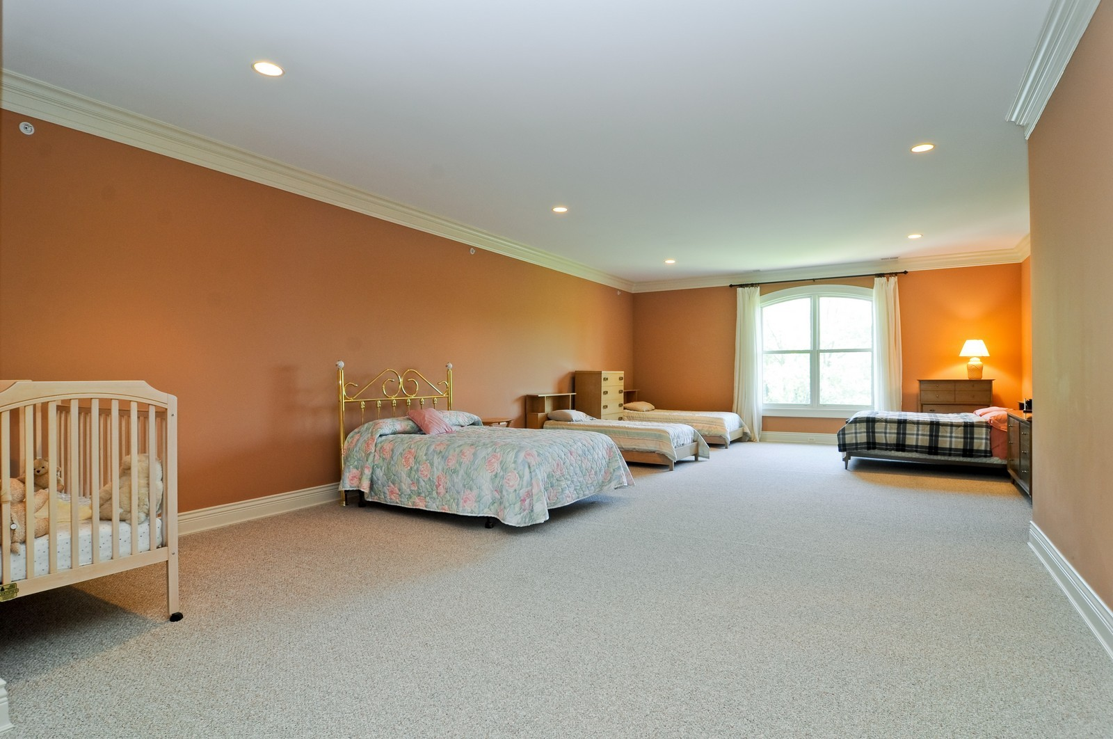 Real Estate Photography - 70 Dundee, Barrington Hills, IL, 60010 - Bonus Room