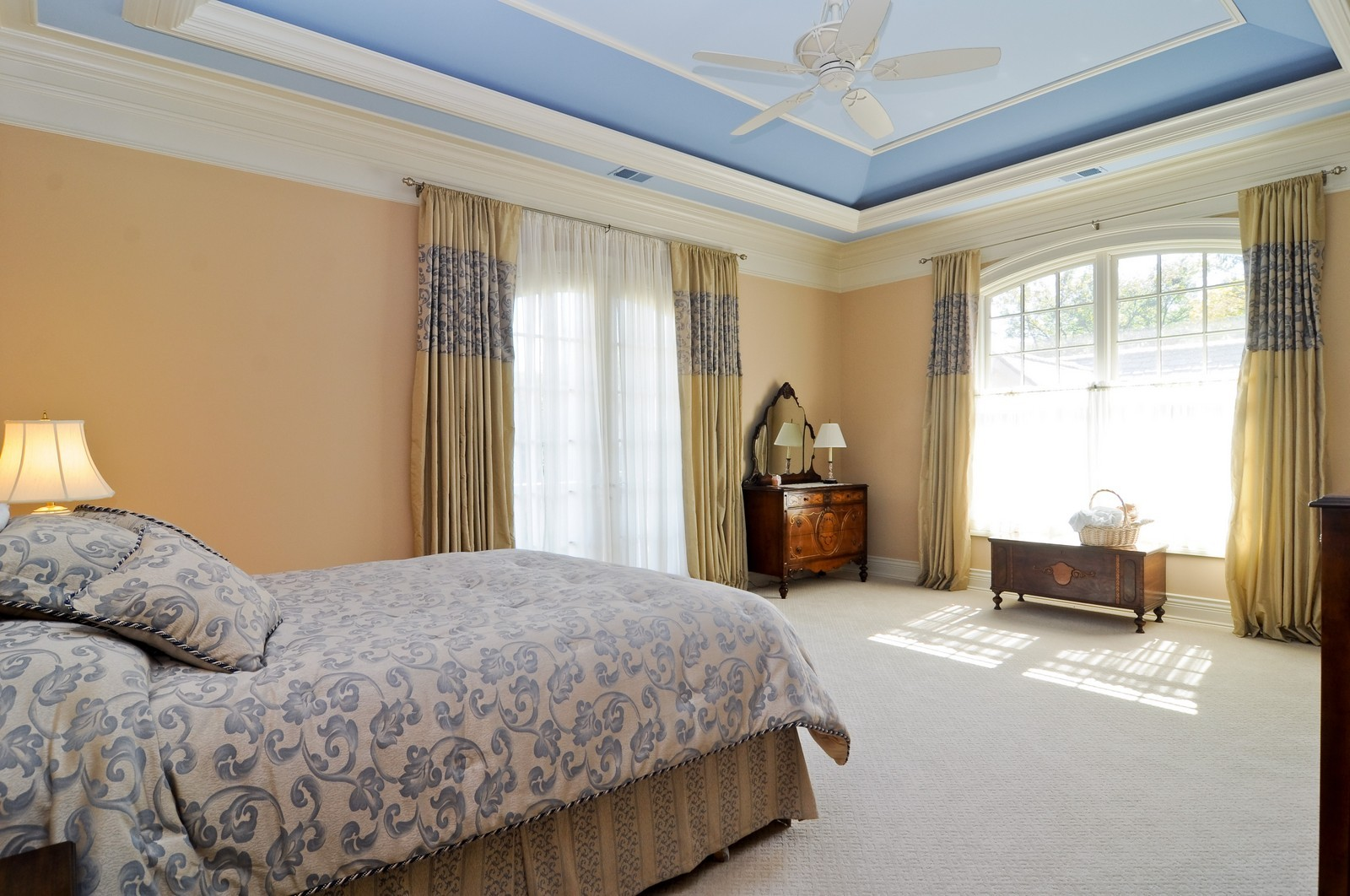 Real Estate Photography - 70 Dundee, Barrington Hills, IL, 60010 - 4th Bedroom