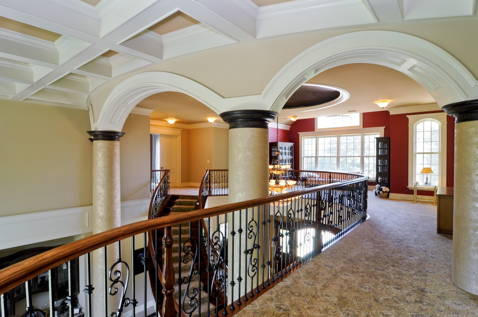 Real Estate Photography - 70 Dundee, Barrington Hills, IL, 60010 - 2nd Floor