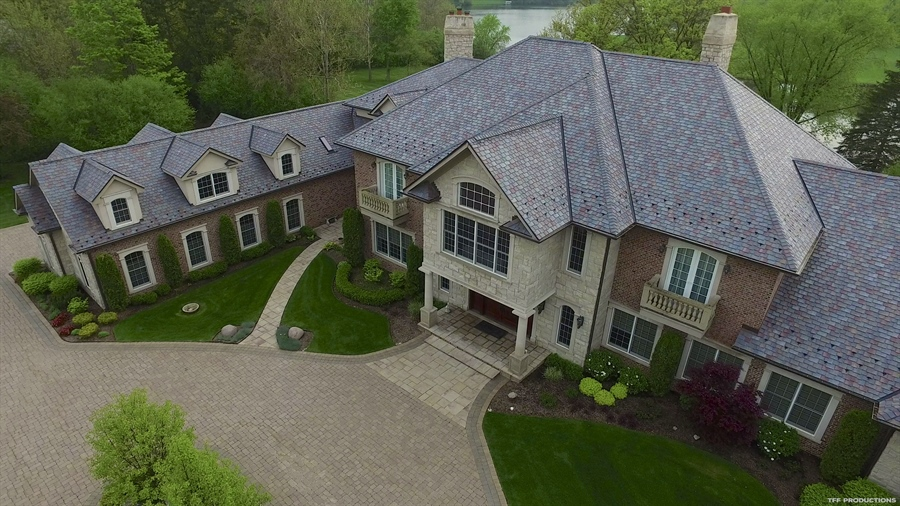 Real Estate Photography - 70 Dundee, Barrington Hills, IL, 60010 -