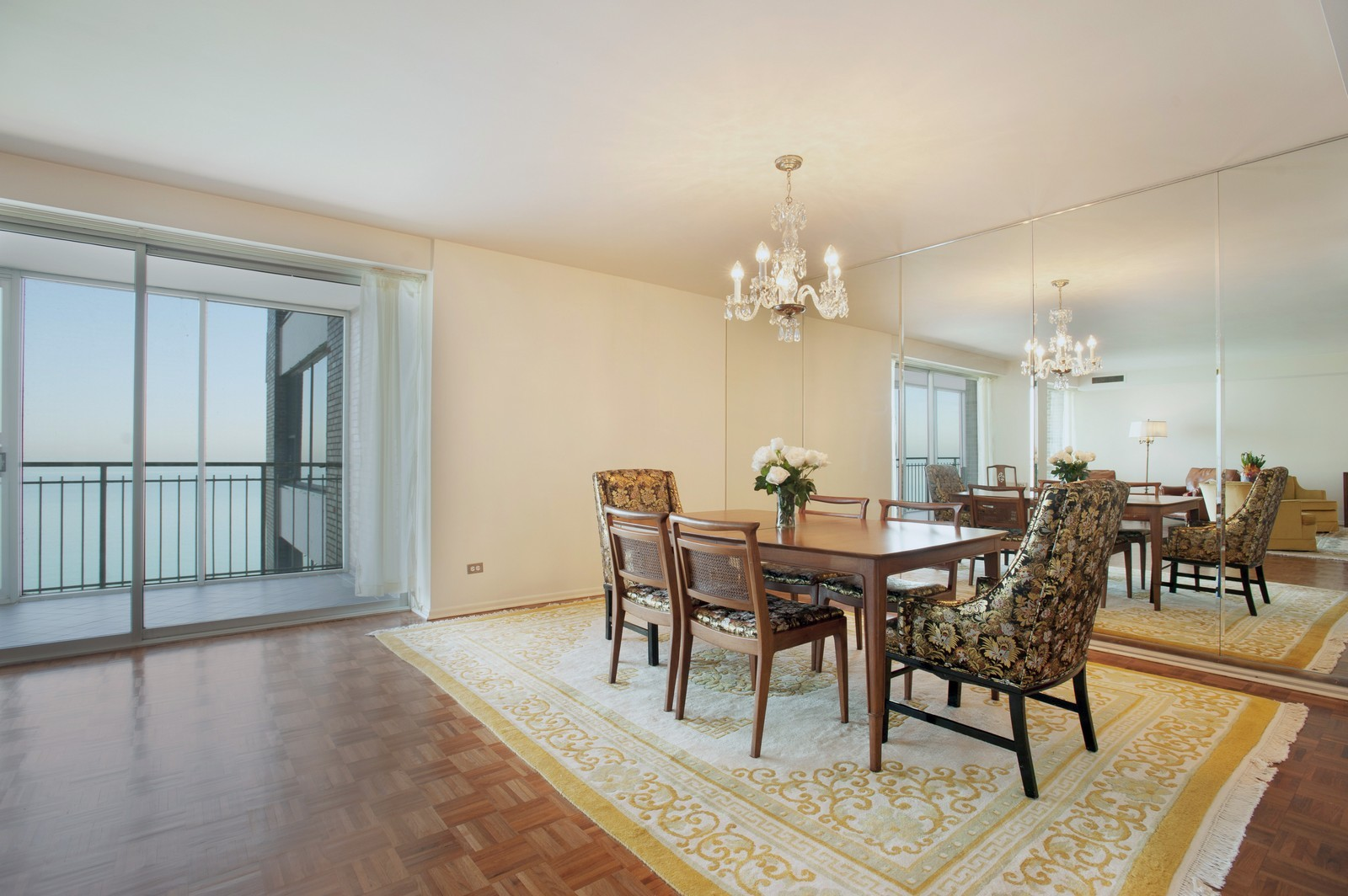Real Estate Photography - 1616 Sheridan, Wilmette, IL, 60091 - Dining Room