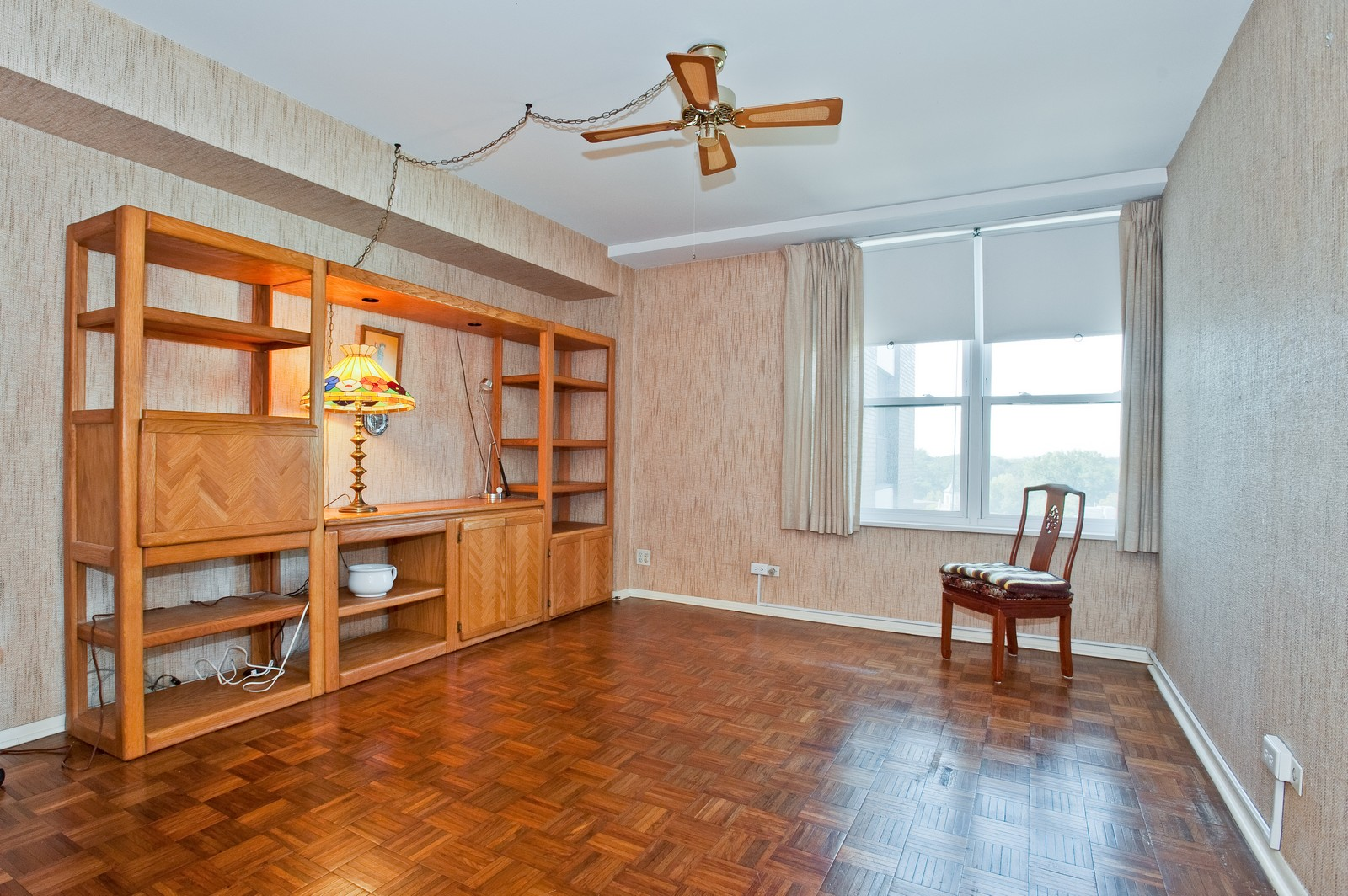 Real Estate Photography - 1616 Sheridan, Wilmette, IL, 60091 - Study