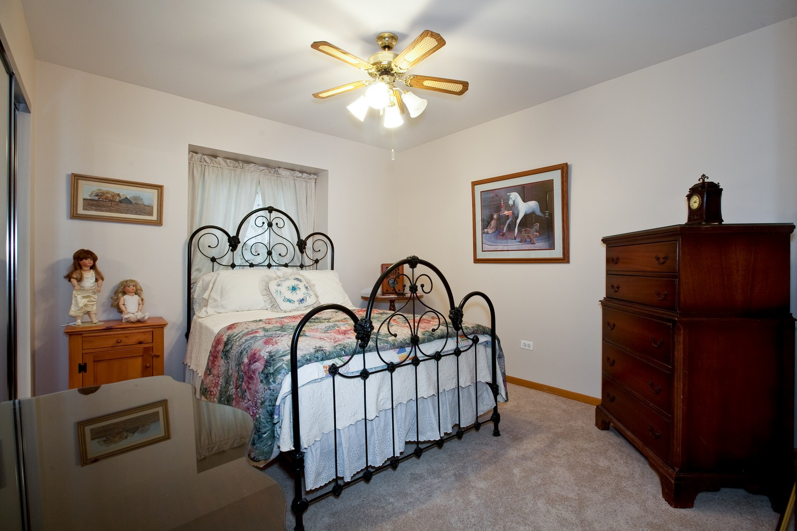 Real Estate Photography - 4402 Black Partridge, Lisle, IL, 60532 - 2nd Bedroom