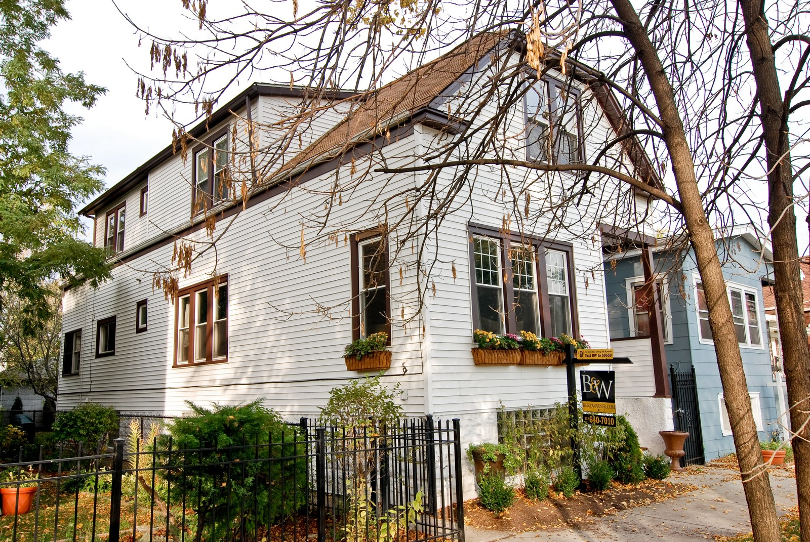 Real Estate Photography - 3436 N Kilbourn, Chicago, IL, 60641 - Front View