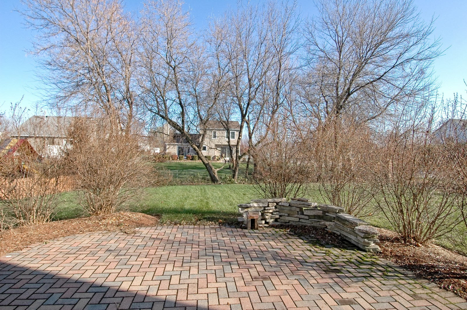Real Estate Photography - 415 Geneva Ln, Cary, IL, 60013 - Patio