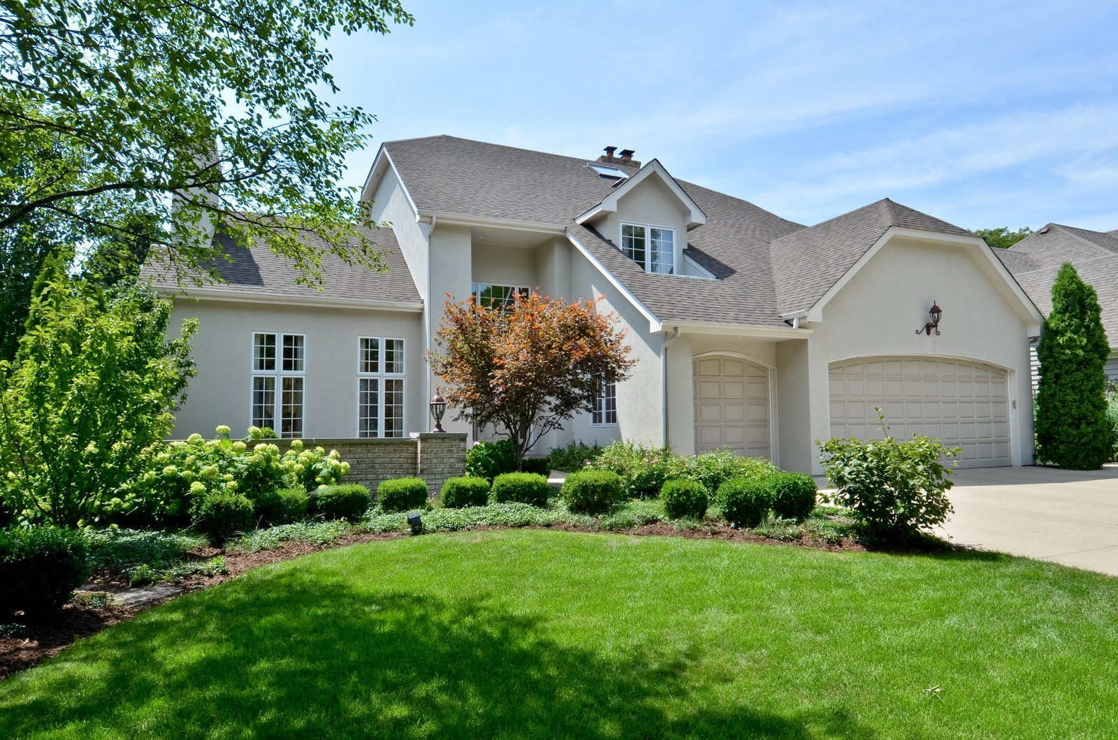 Real Estate Photography - 1492 Lloyd, Wheaton, IL, 60189 - Front View