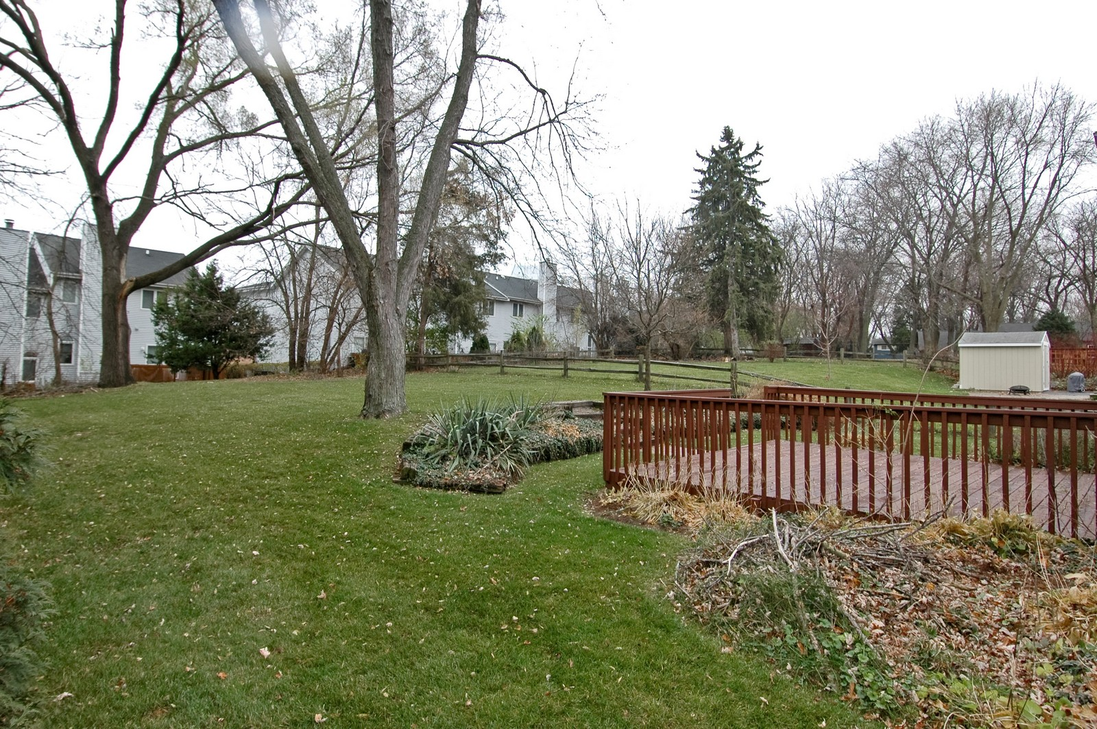 Real Estate Photography - 85 South, Cary, IL, 60013 - Back Yard