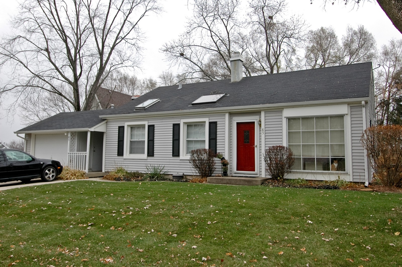 Real Estate Photography - 85 South, Cary, IL, 60013 - Front View