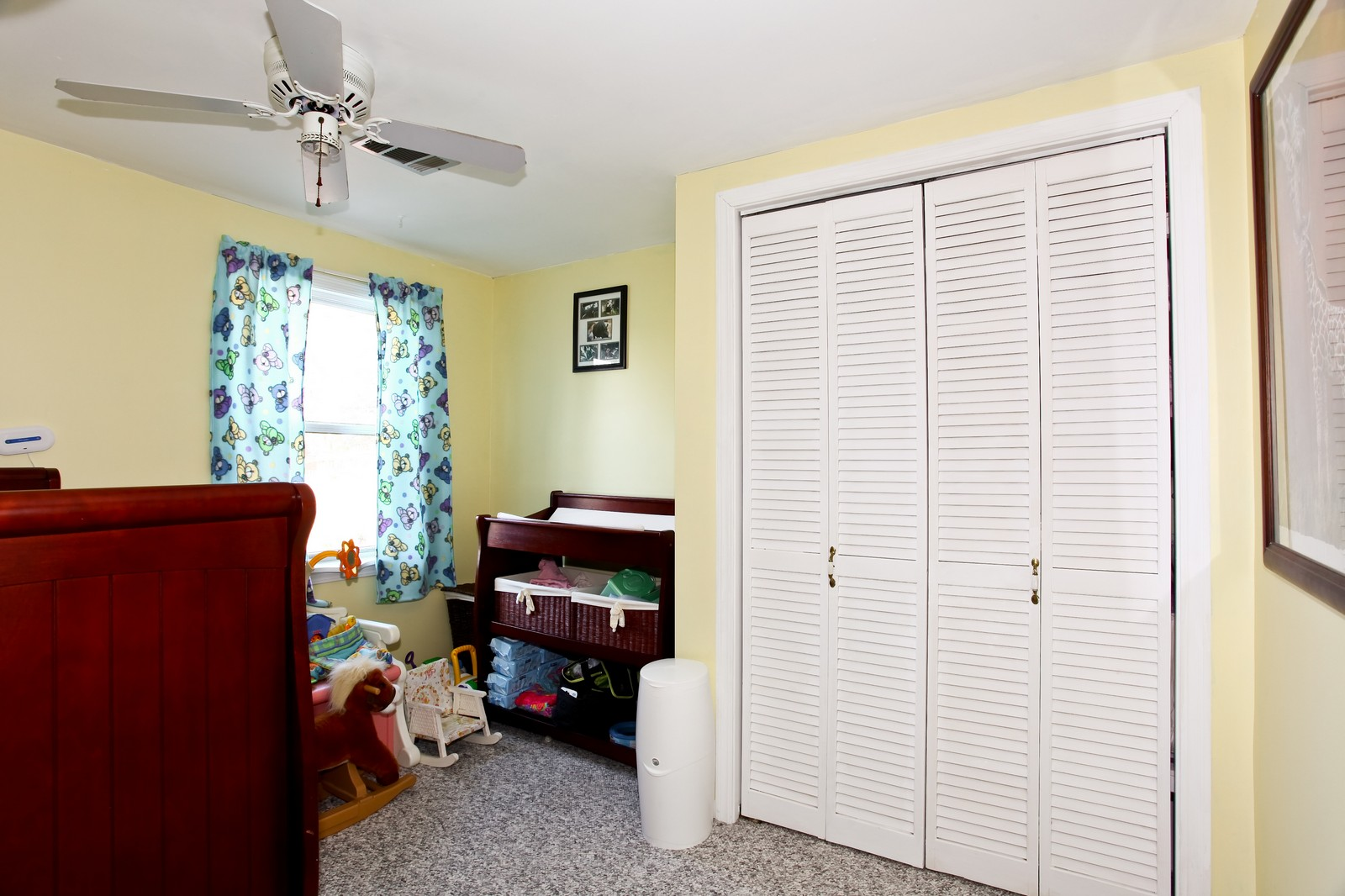 Real Estate Photography - 929 Seaman, Dekalb, IL, 60115 - Bedroom
