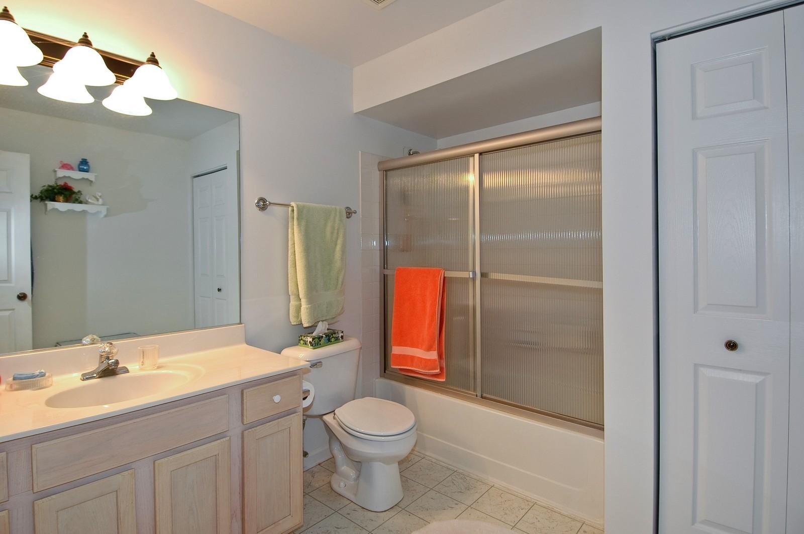 Real Estate Photography - 346 Crystal Ridge, Crystal Lake, IL, 60014 - Master Bathroom