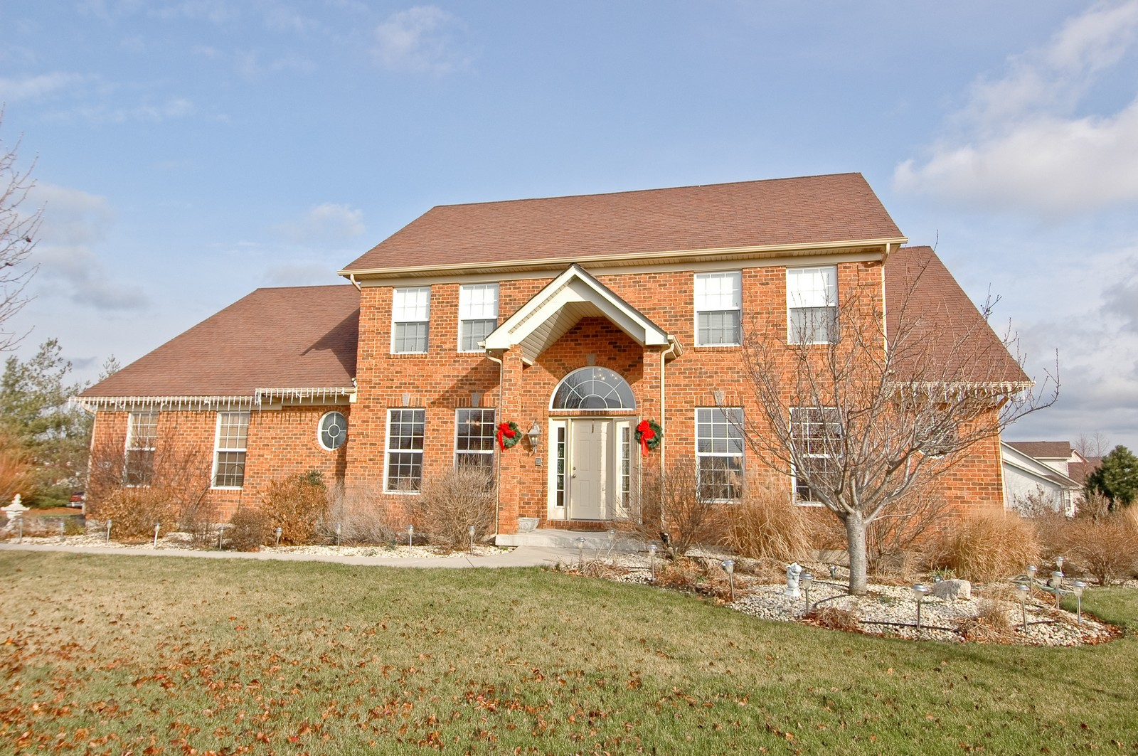Real Estate Photography - 5522 Dakota Ridge, Johnsburg, IL, 60050 - Front View