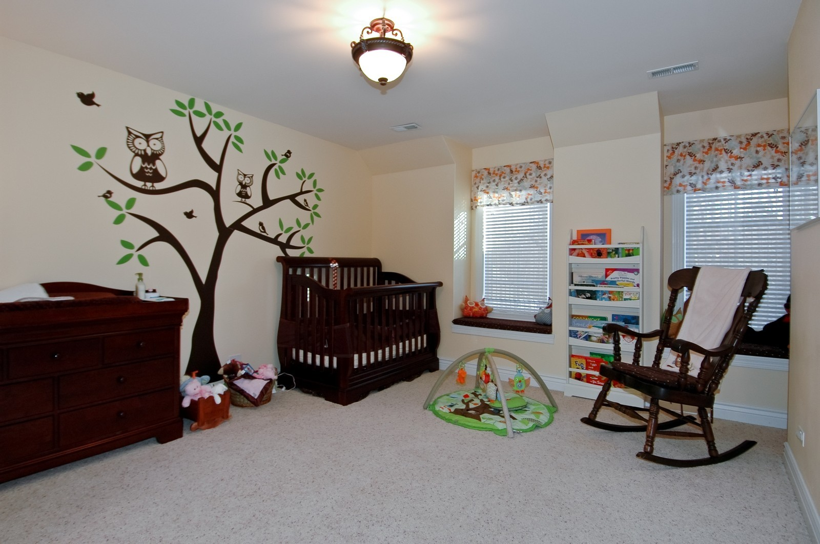 Real Estate Photography - 2100 Nish, Crystal Lake, IL, 60012 - Bedroom