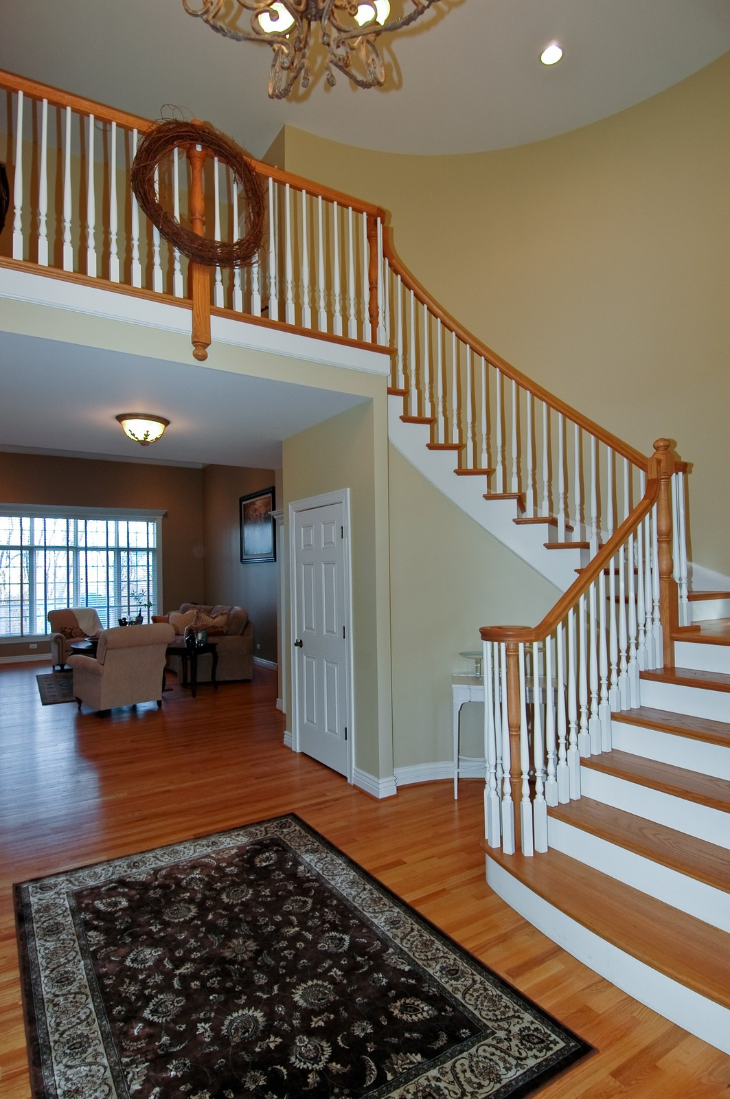 Real Estate Photography - 2100 Nish, Crystal Lake, IL, 60012 - Staircase