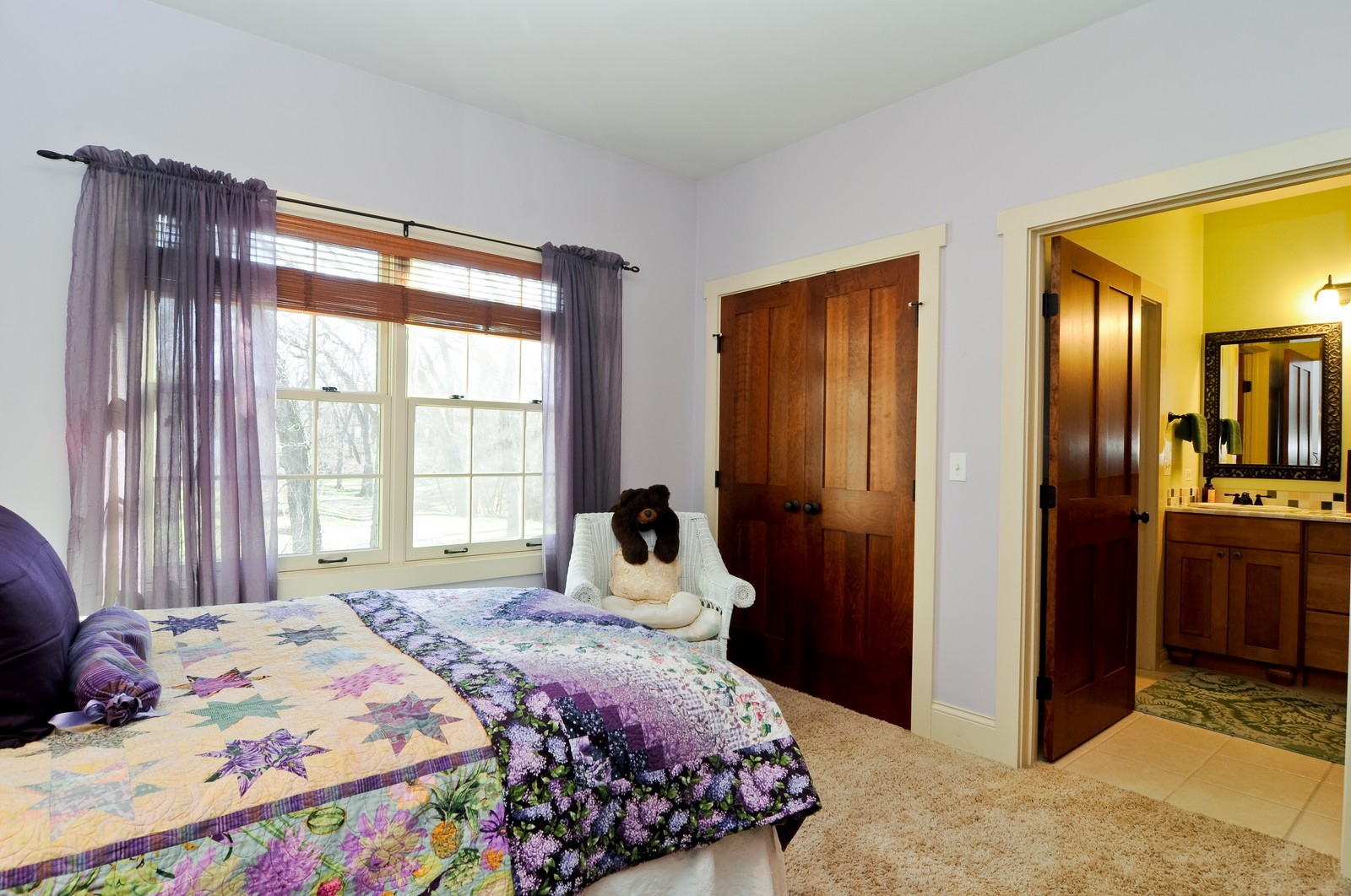 Real Estate Photography - 7420 S Rawson Bridge, Cary, IL, 60013 - 3rd Bedroom