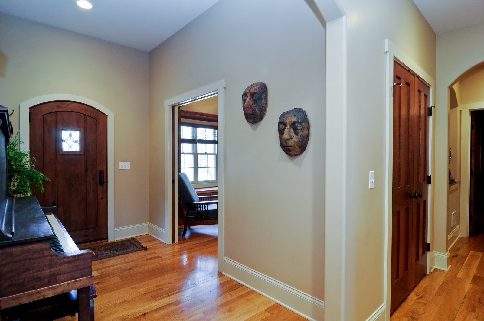 Real Estate Photography - 7420 S Rawson Bridge, Cary, IL, 60013 - Foyer