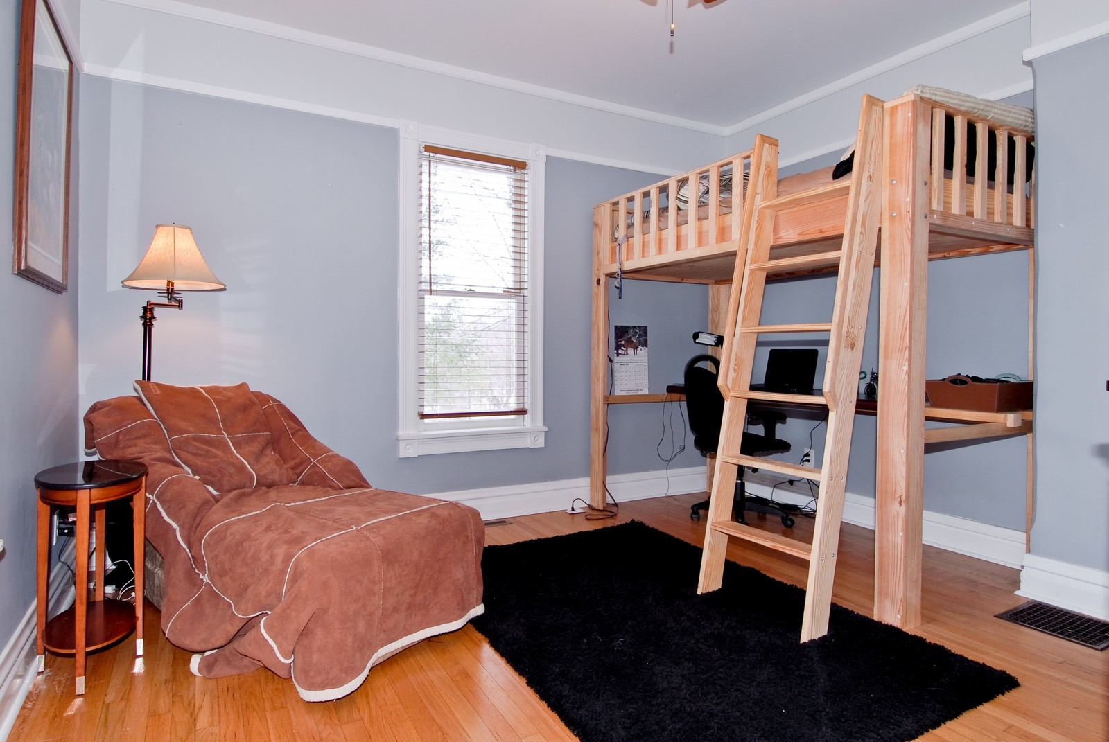 Real Estate Photography - 5N126 Crane, St Charles, IL, 60175 - 2nd Bedroom