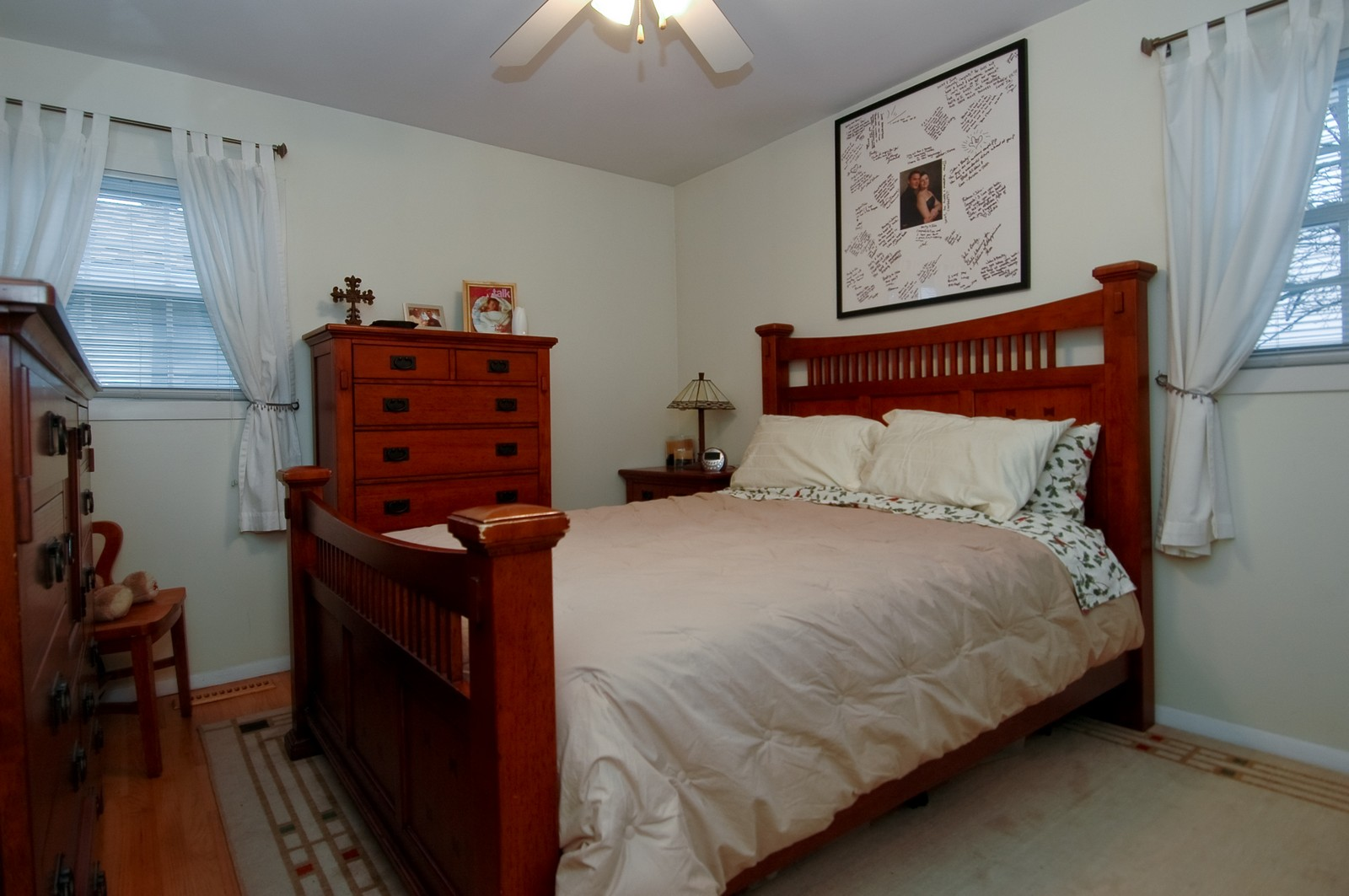 Real Estate Photography - 5 Bartlett, Streamwood, IL, 60107 - Bedroom