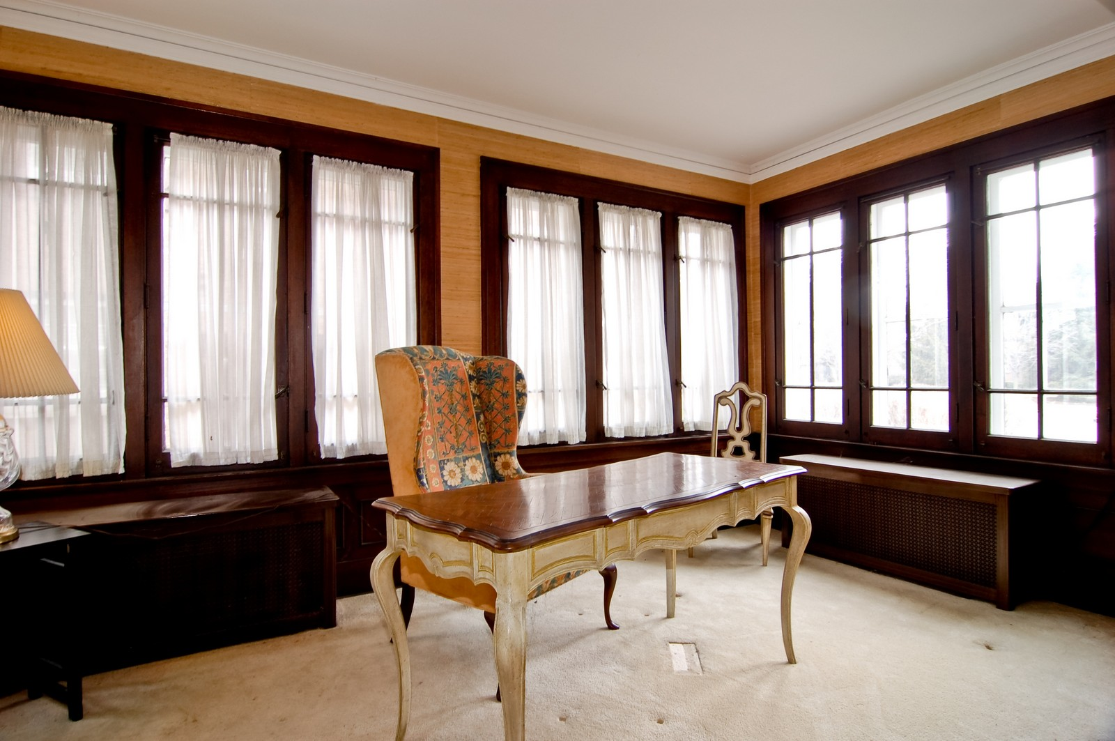 Real Estate Photography - 285 S York, Elmhurst, IL, 60126 - Sun Room