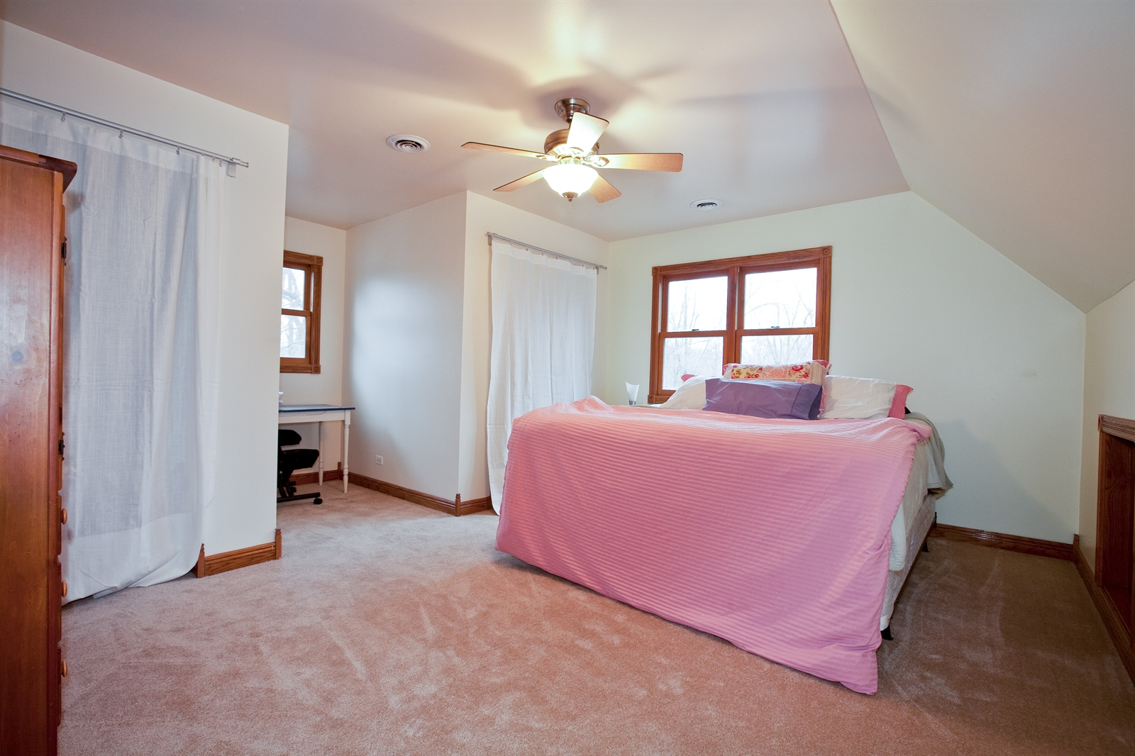 Real Estate Photography - 4838 Drendel, Downers Grove, IL, 60515 - 2nd Bedroom