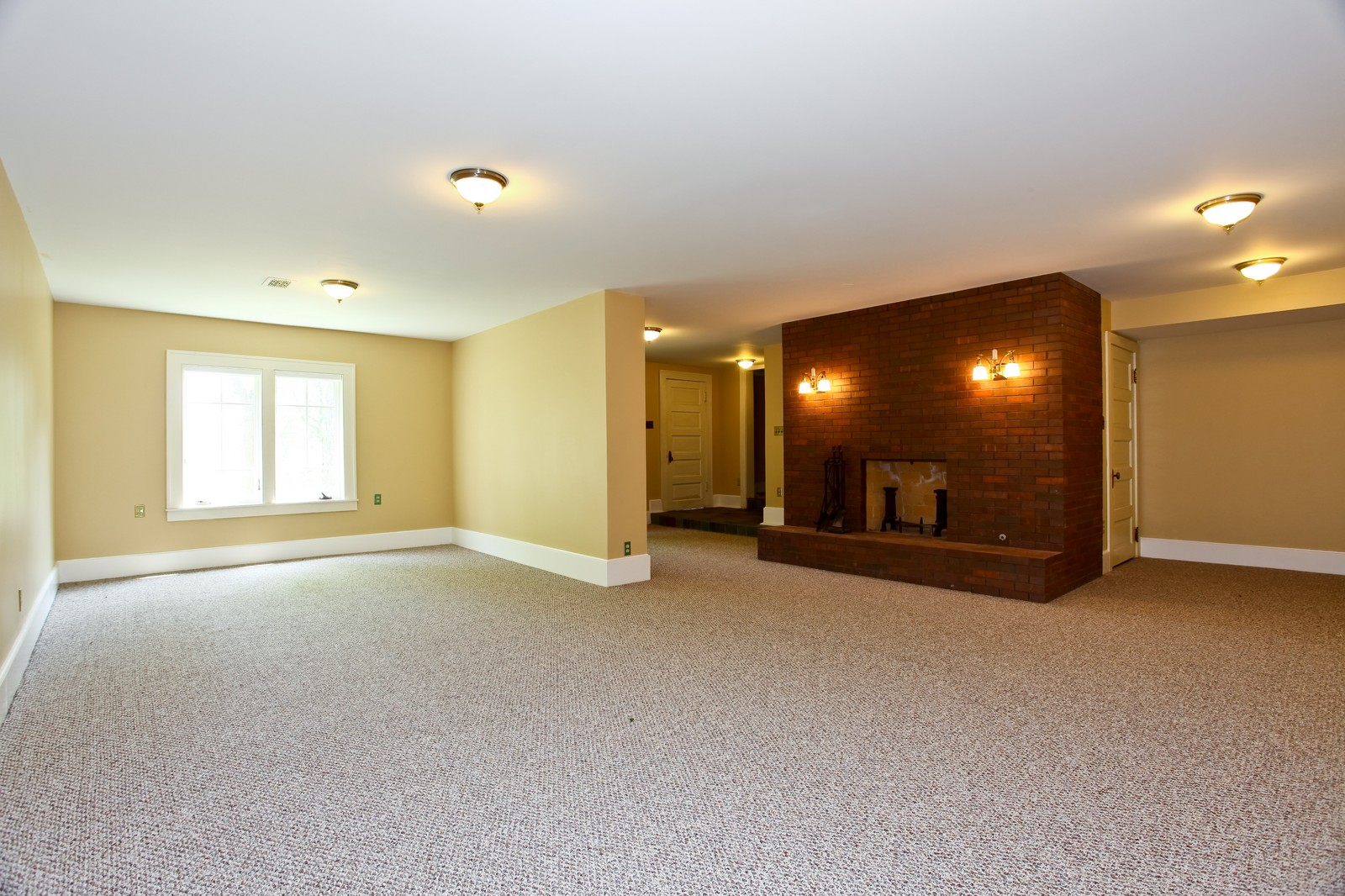 Real Estate Photography - 28W351 Geneva Rd, West Chicago, IL, 60185 - Basement