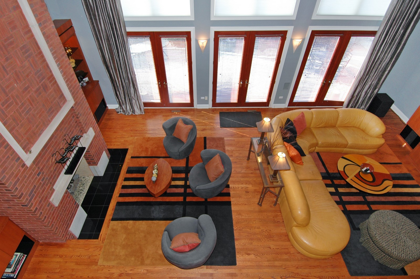Real Estate Photography - 751 Lake, Crystal Lake, IL, 60014 - Loft View A