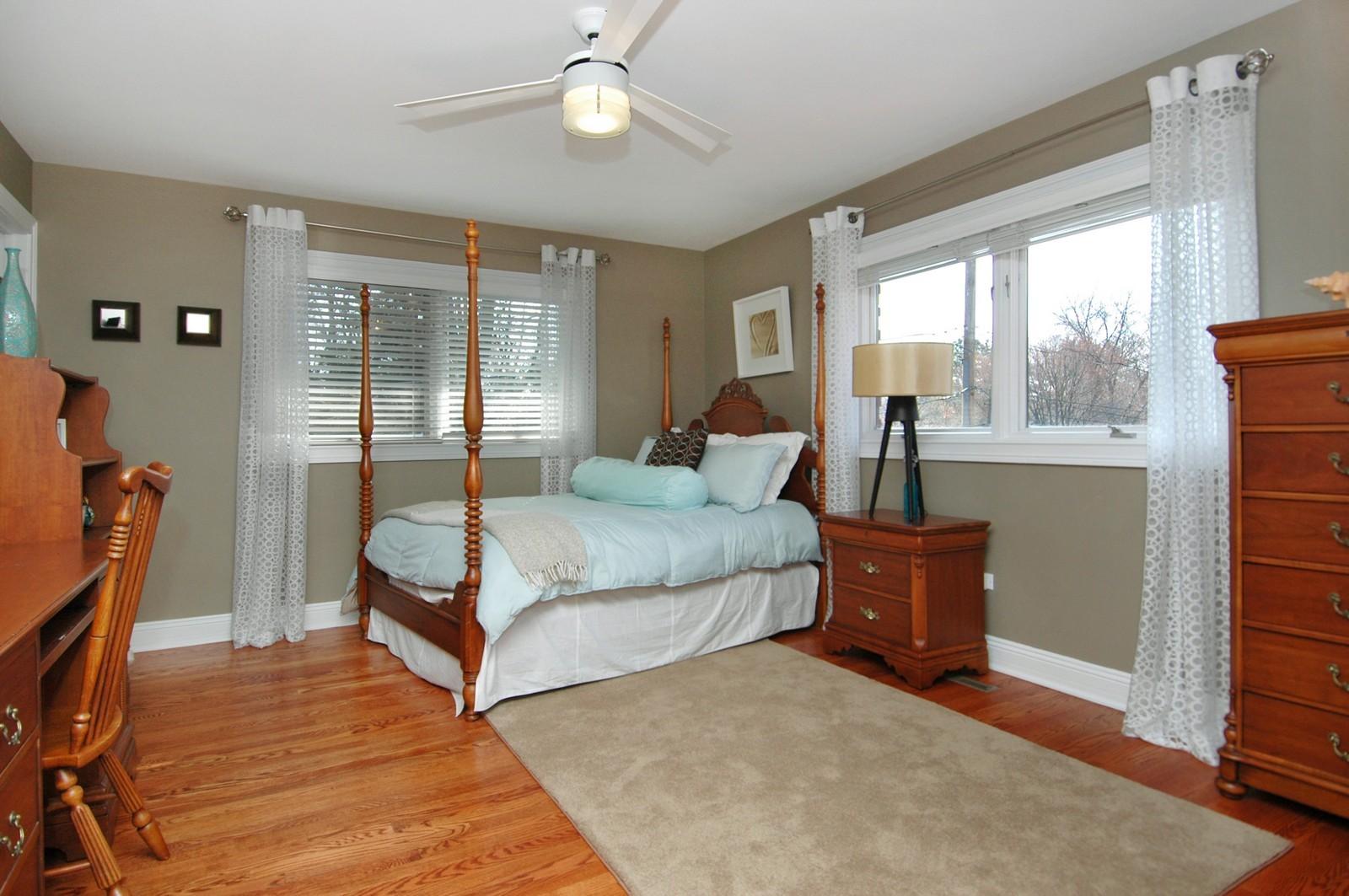 Real Estate Photography - 751 Lake, Crystal Lake, IL, 60014 - Bedroom