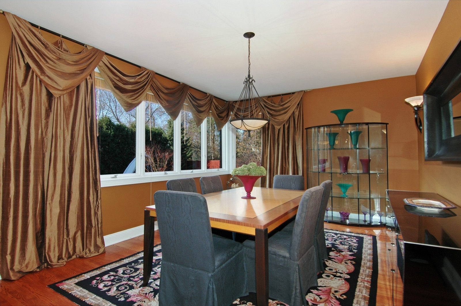 Real Estate Photography - 751 Lake, Crystal Lake, IL, 60014 - Dining Room