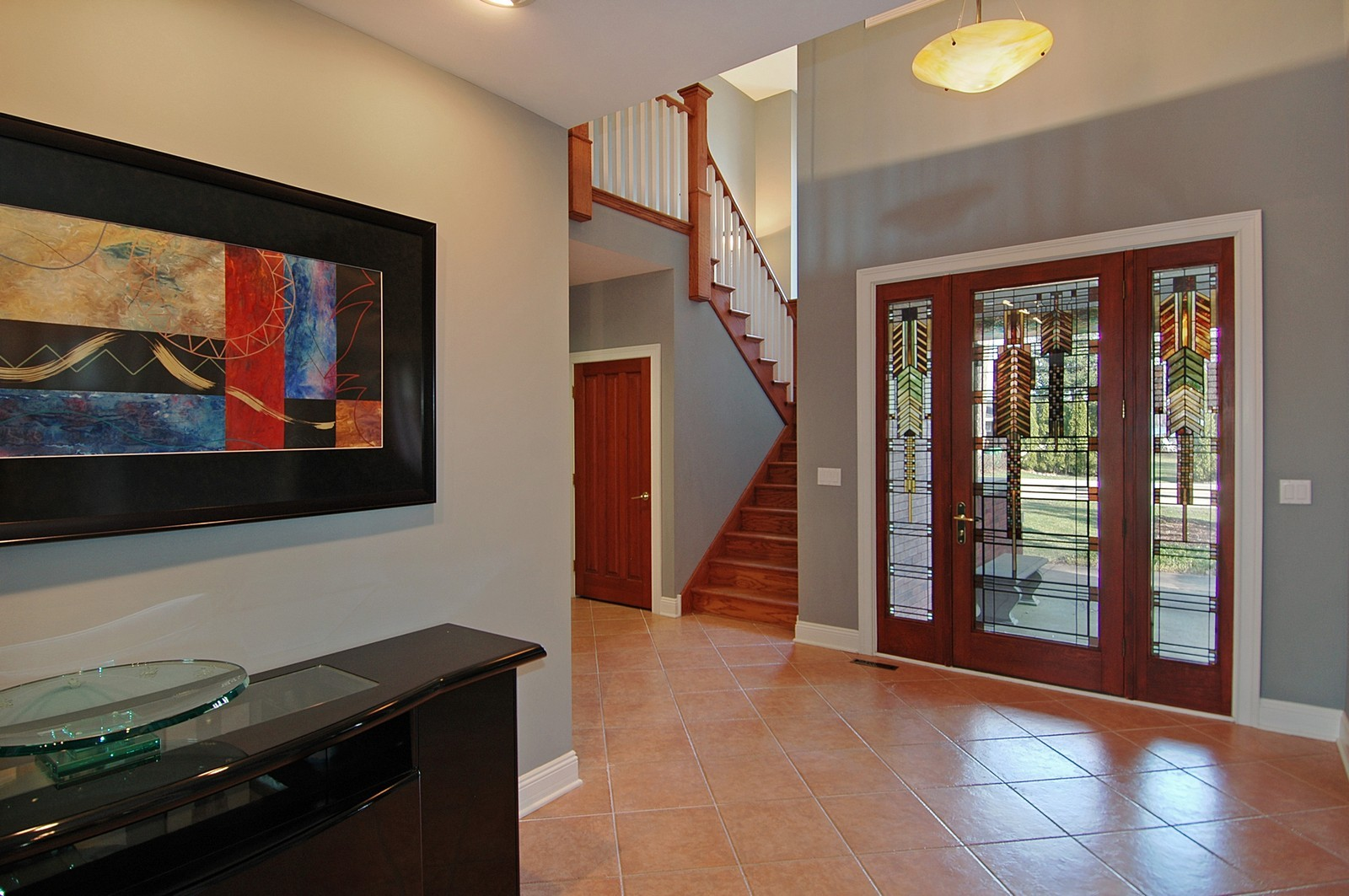 Real Estate Photography - 751 Lake, Crystal Lake, IL, 60014 - Foyer