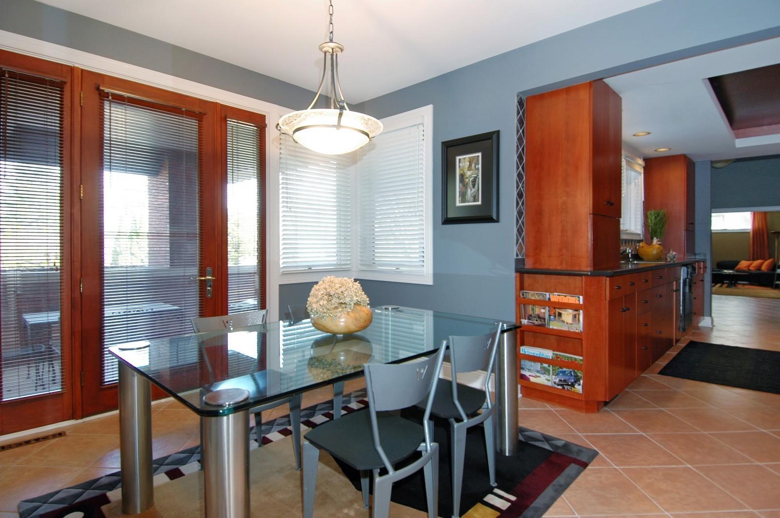 Real Estate Photography - 751 Lake, Crystal Lake, IL, 60014 - Morning Room