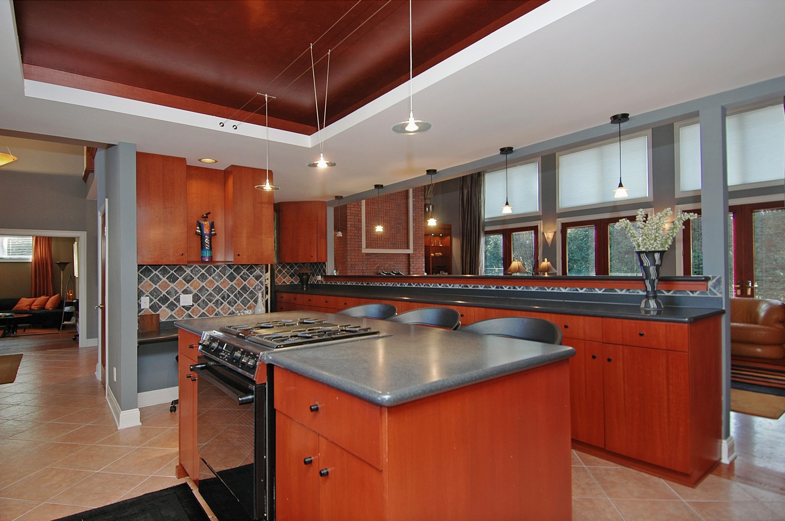 Real Estate Photography - 751 Lake, Crystal Lake, IL, 60014 - Kitchen
