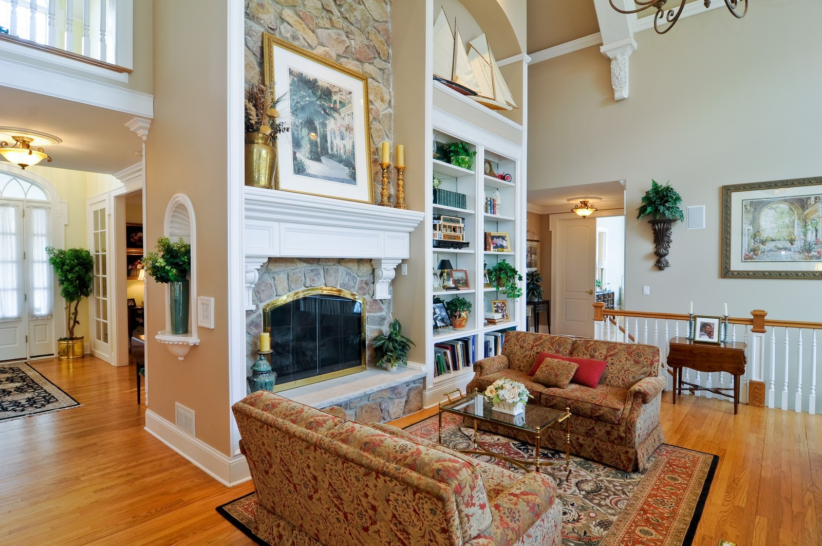 Real Estate Photography - 1885 Durham Drive, Inverness, IL, 60067 - Location 2