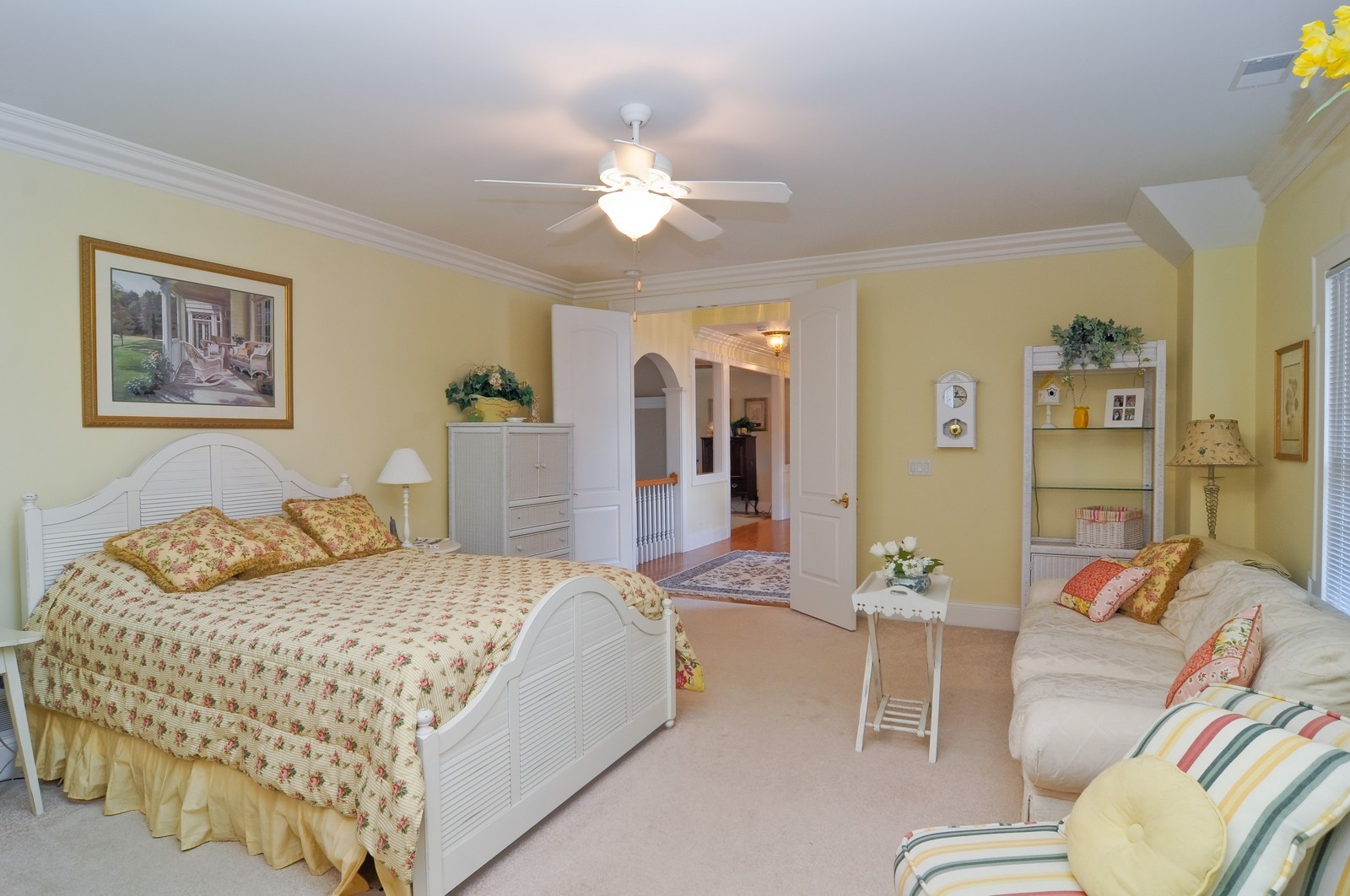 Real Estate Photography - 1885 Durham Drive, Inverness, IL, 60067 - 2nd Bedroom
