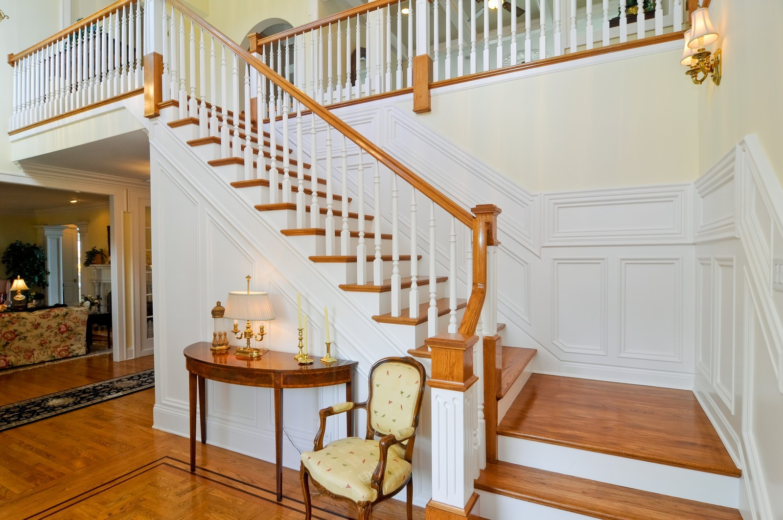 Real Estate Photography - 1885 Durham Drive, Inverness, IL, 60067 - Foyer