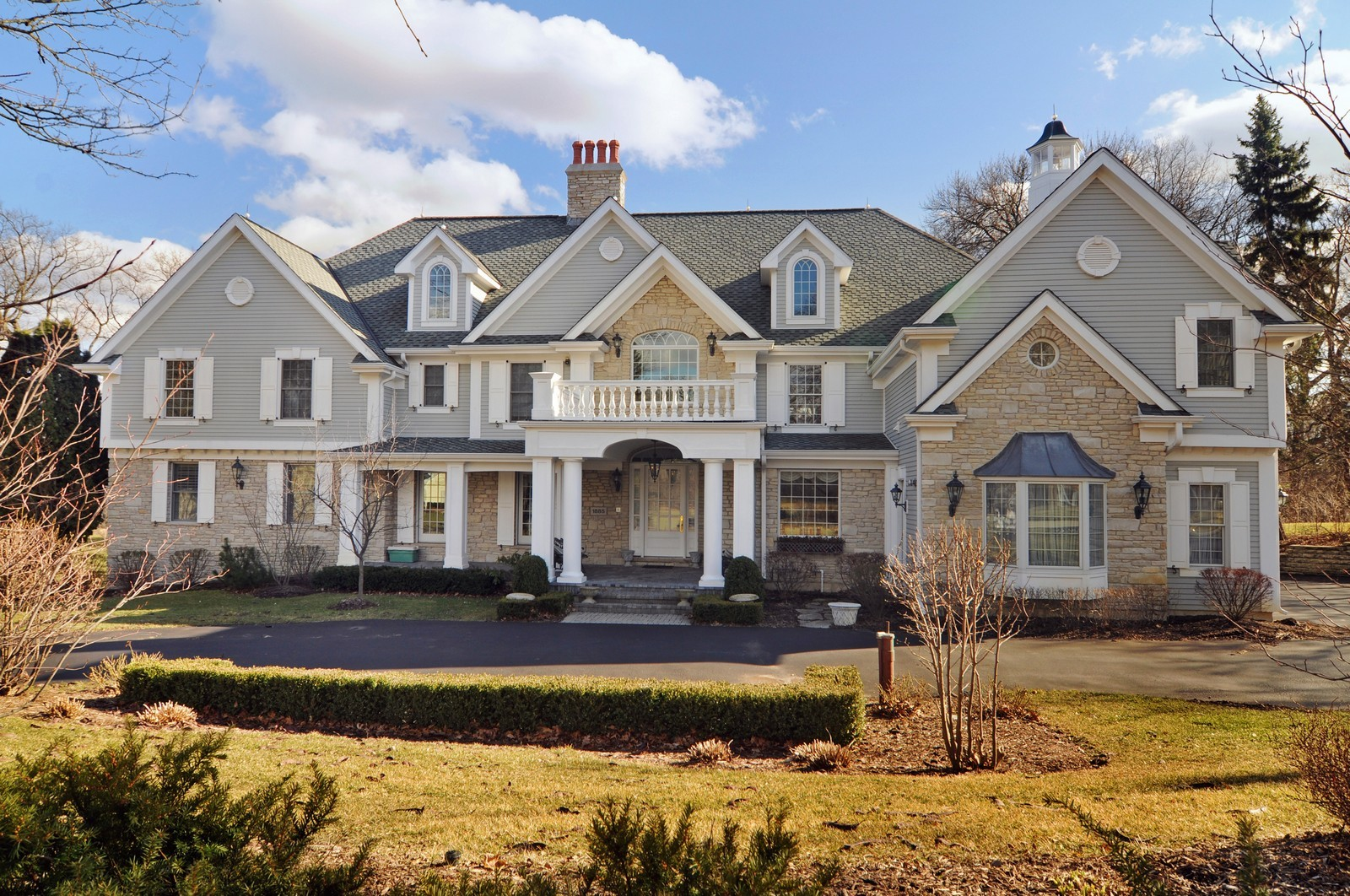 Real Estate Photography - 1885 Durham Drive, Inverness, IL, 60067 - Front View