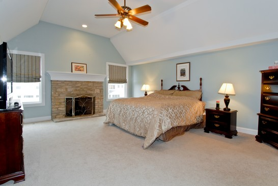 Master Bedroom photograph of 26424 Silverleaf Plainfield Illinois 60585