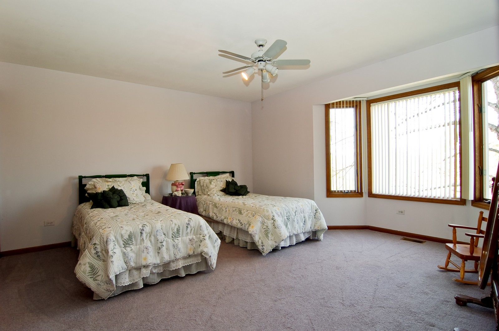 Real Estate Photography - 4302 Fox Creek, Crystal Lake, IL, 60012 - Bedroom