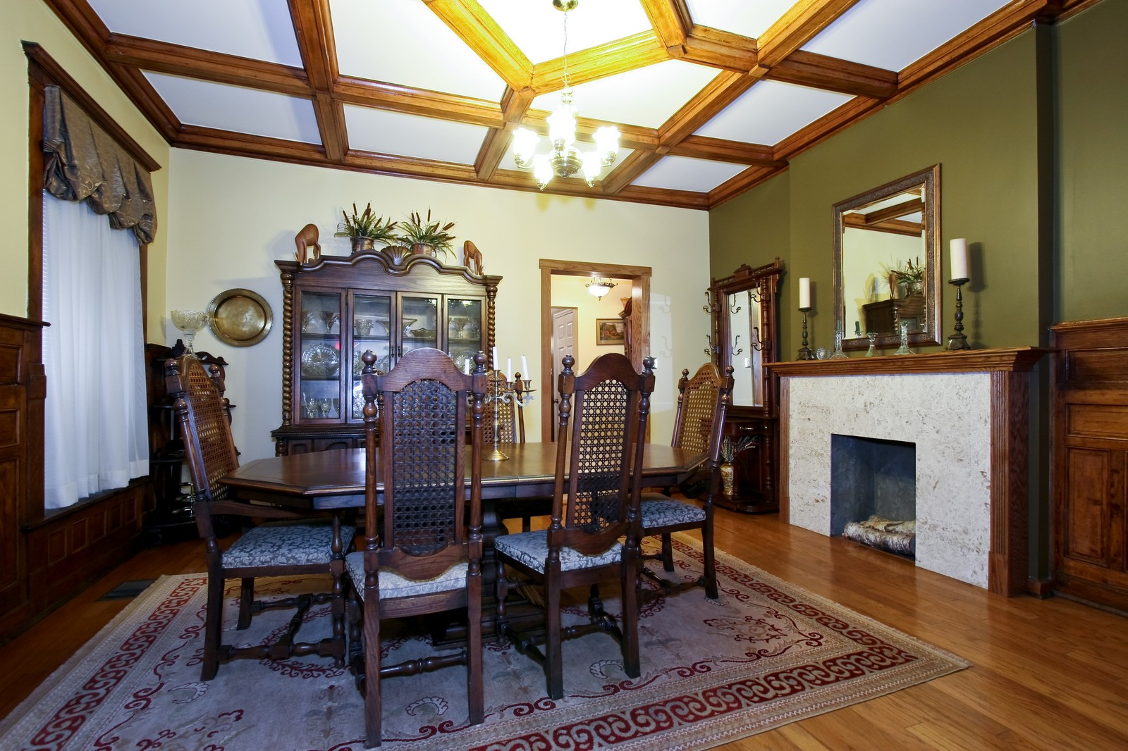 Real Estate Photography - 4949 Vincennes Ave, Chicago, IL, 60615 - Dining Room