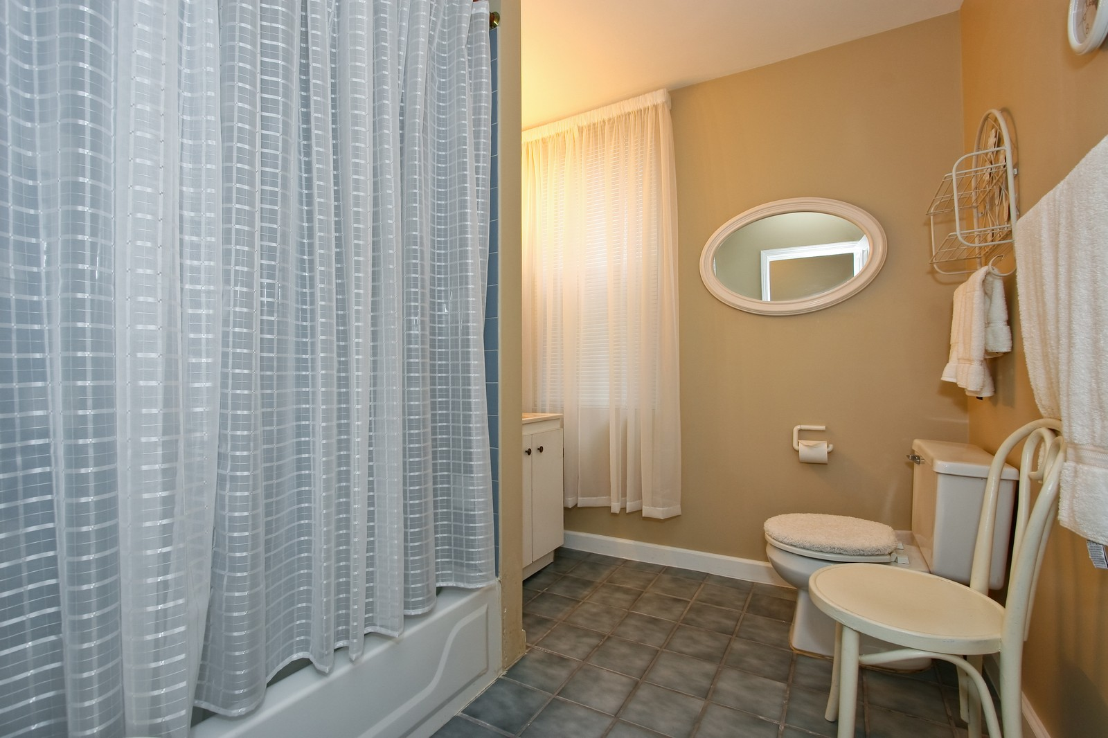 Real Estate Photography - 4949 Vincennes Ave, Chicago, IL, 60615 - Bathroom