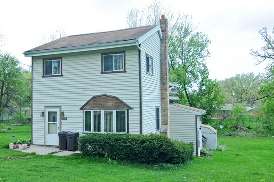 Front View photograph of 27822 W Ridge Ingleside Illinois 60041