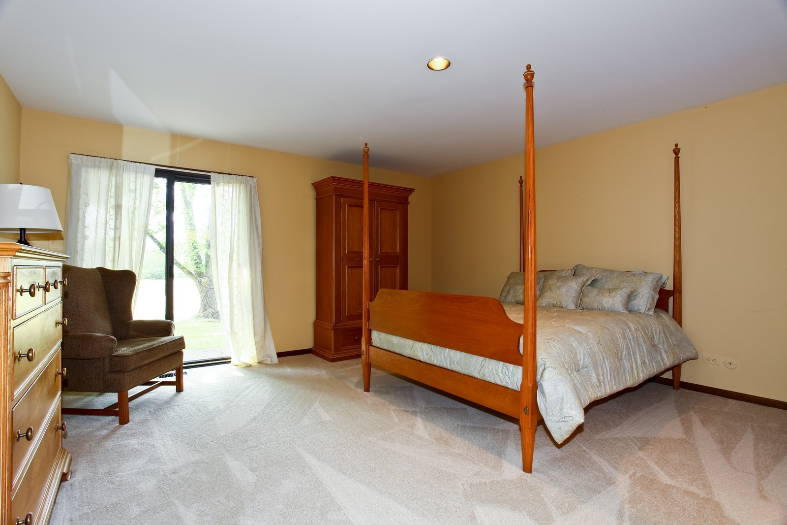 Real Estate Photography - 5N300 Sundance, Saint Charles, IL, 60175 - Master Bedroom