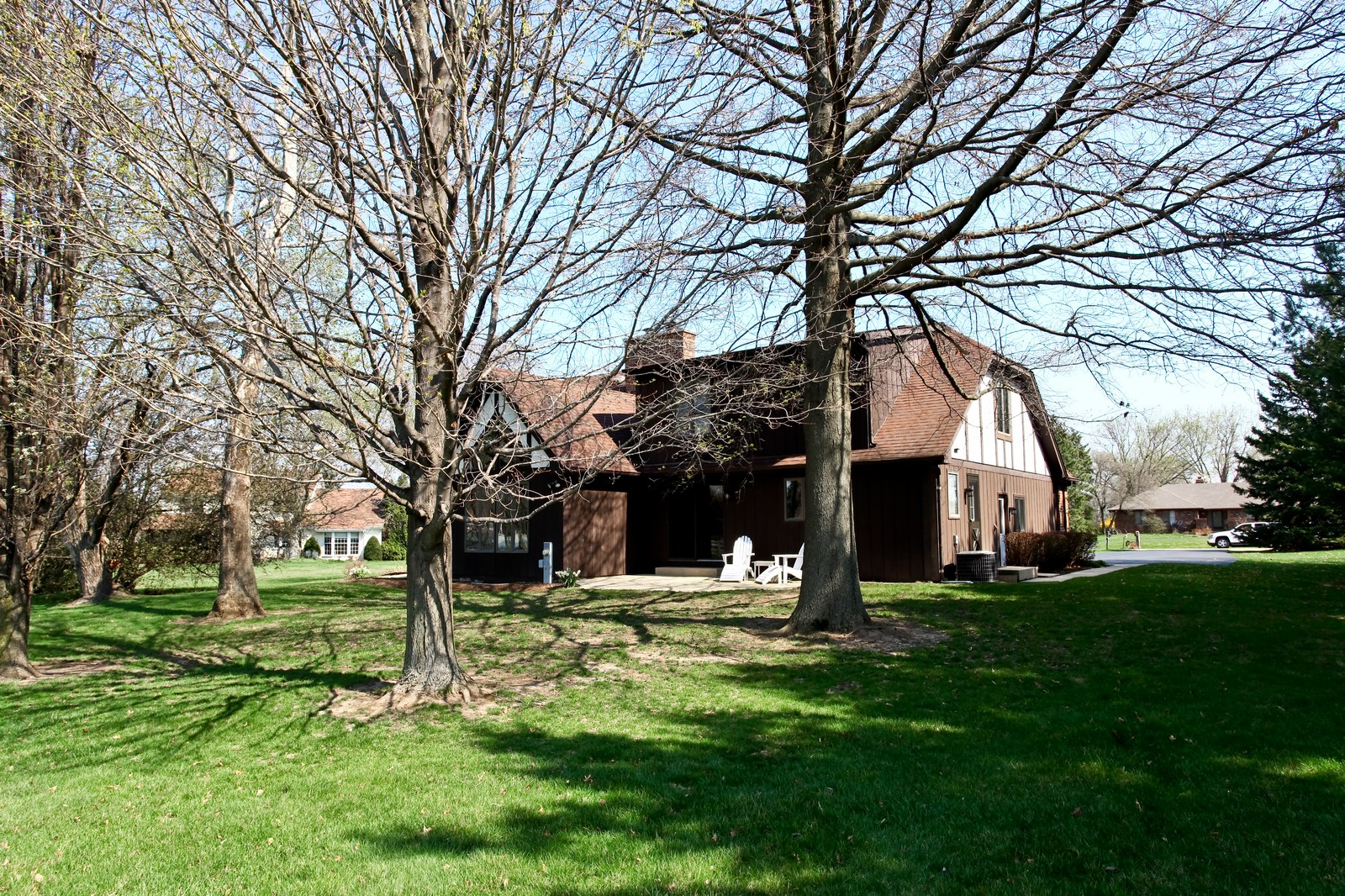 Real Estate Photography - 5N300 Sundance, Saint Charles, IL, 60175 - Rear View
