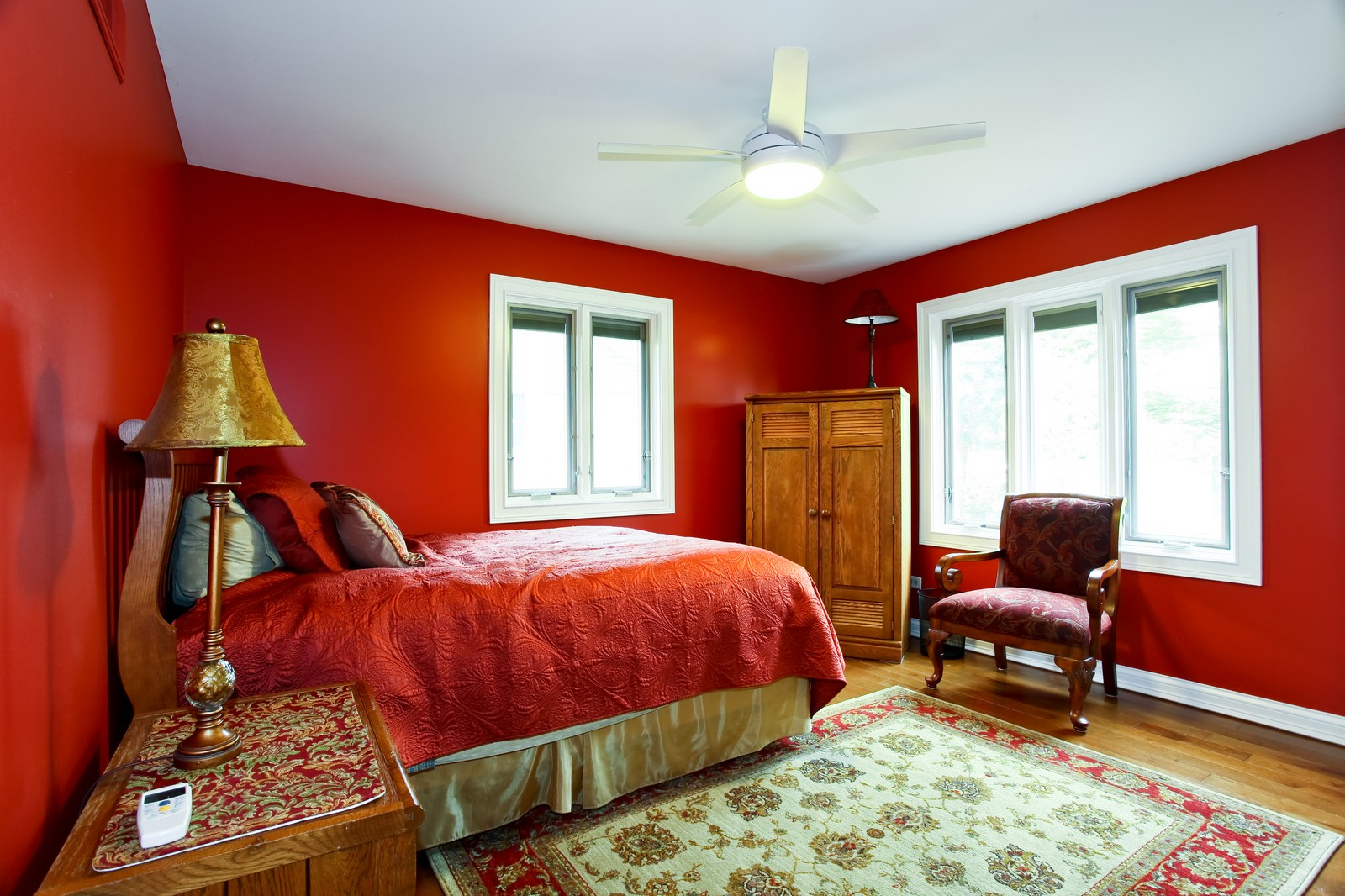 Real Estate Photography - 74 Highgate Ct, St. Charles, IL, 60174 - Bedroom