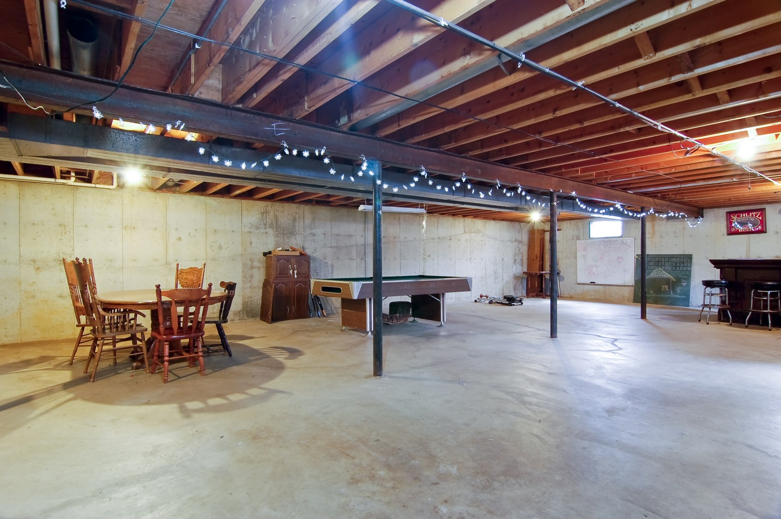 Real Estate Photography - 7N041 Silver Glen, St Charles, IL, 60175 - Basement