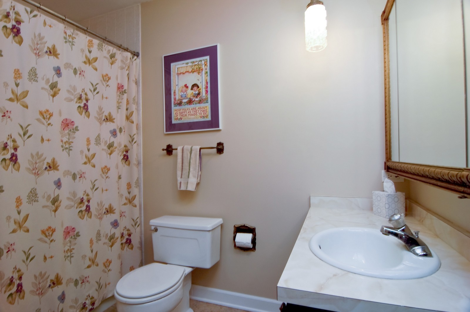 Real Estate Photography - 7N041 Silver Glen, St Charles, IL, 60175 - Bathroom
